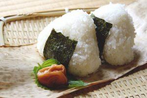 理想のダイエットはお米を食べる