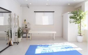 世田谷区 用賀のパーソナルトレーニングジム8コンディショニング・ラボの店内